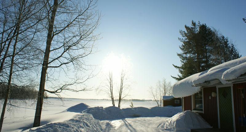 First-Camp-Schaatsen-Lulea-view