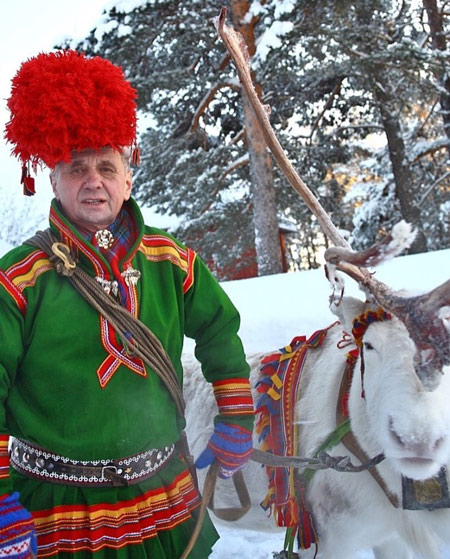 Sami national day swedish lapland