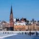 toertocht schaatsen zweden