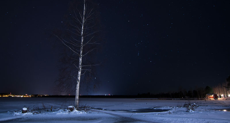 First-Camp-Schaatsen-Lulea-night
