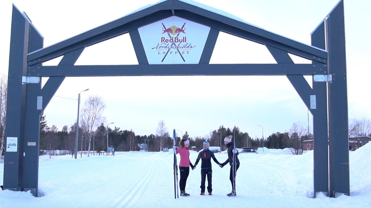 FIKA challenge #3 - Langlaufen - Schaatsen Luleå 2019