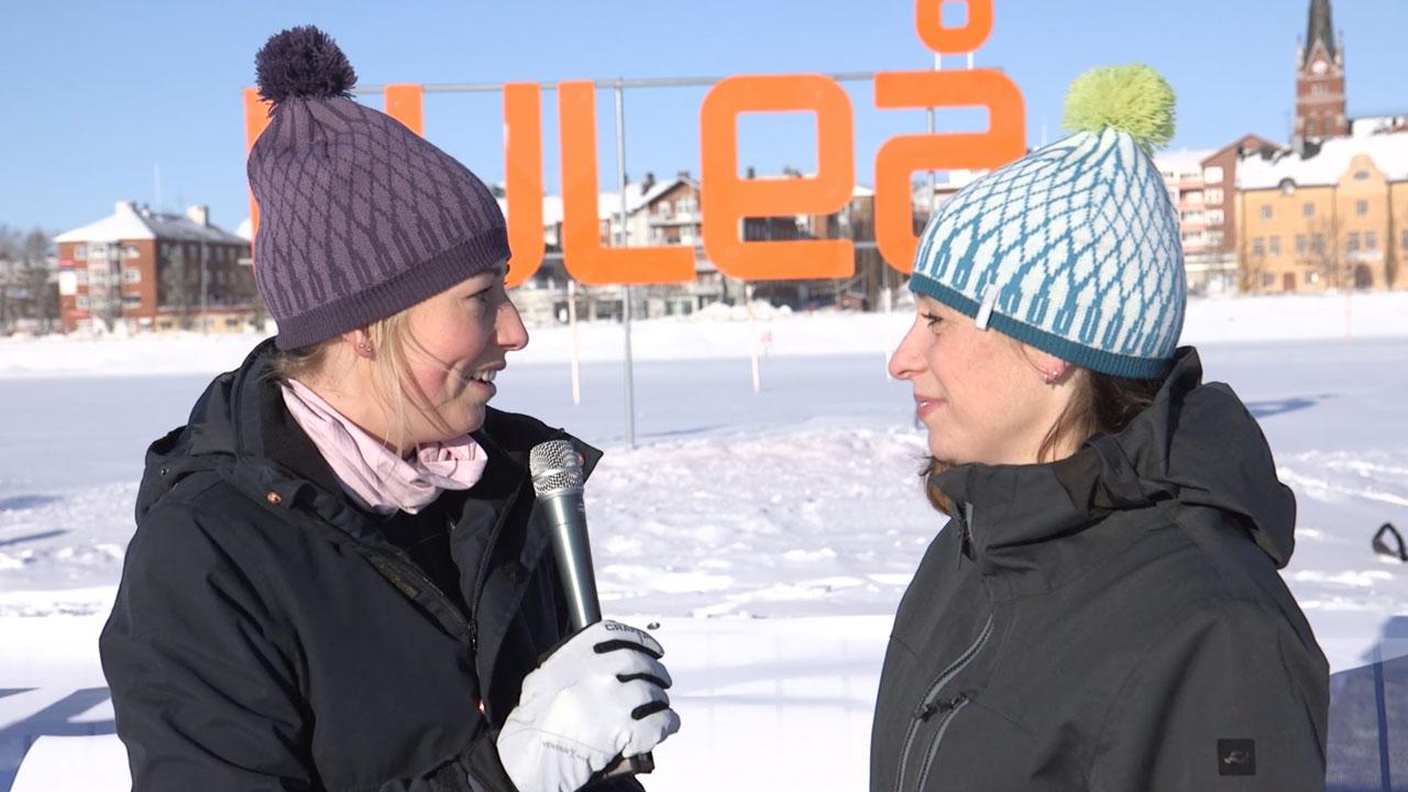 Voorbereiding - KPN Grand Prix 4 - Schaatsen Luleå 2019