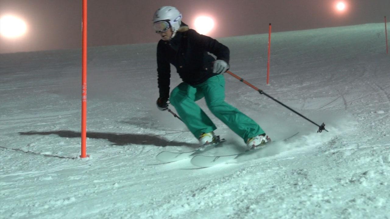 Fika challenge #4 - Skiën in Zweden - Schaatsen Luleå 2019