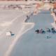 Schaatsen Lulea video 2020