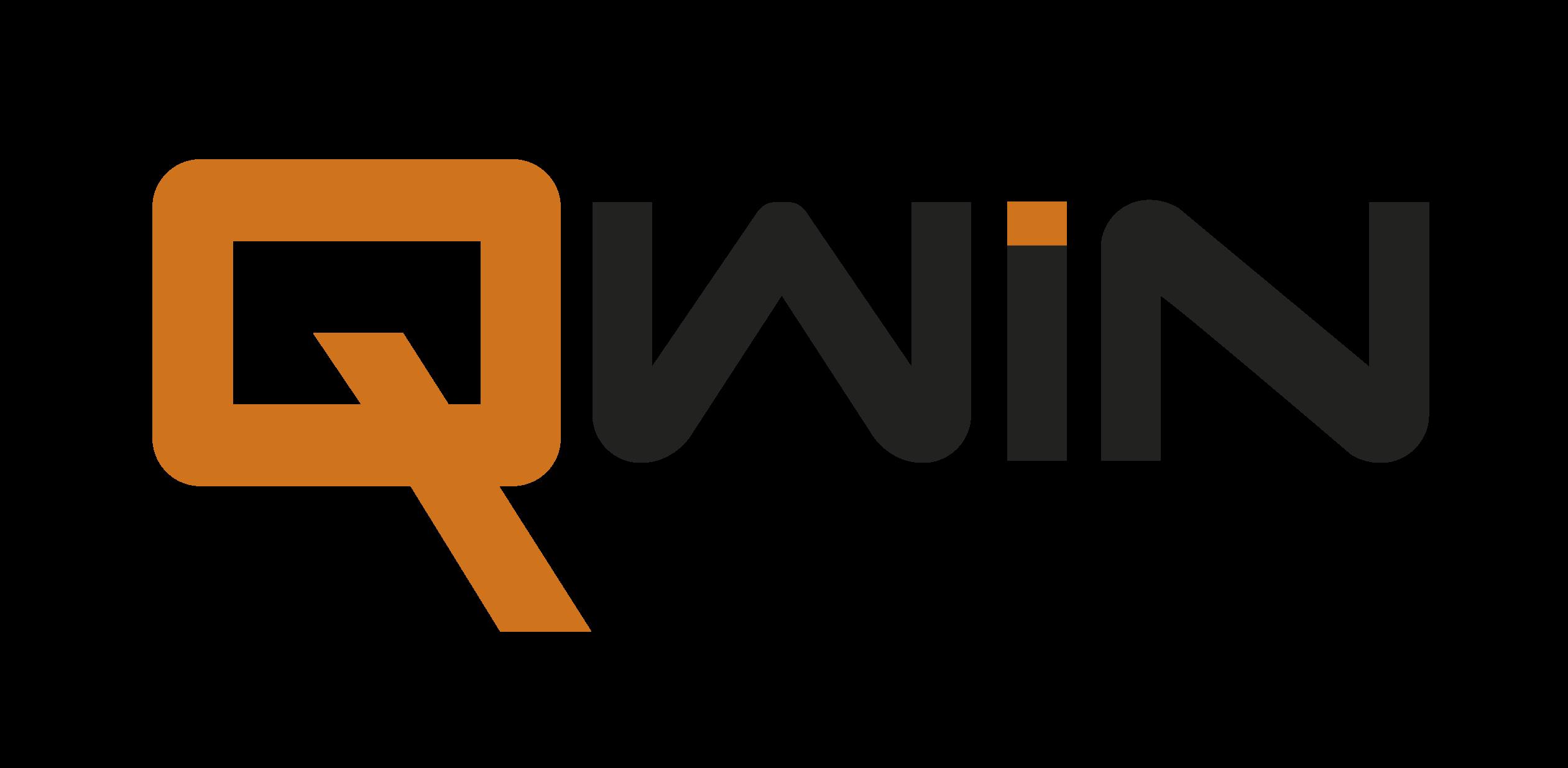 Logo QWIN sportvoeding schaatsen lulea
